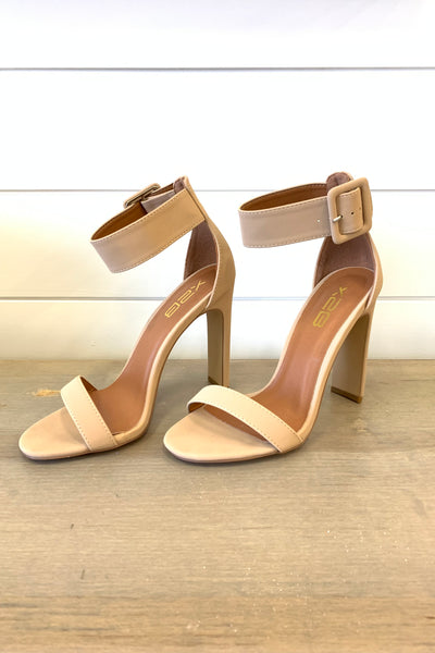 The Thalia Heels (Nude)