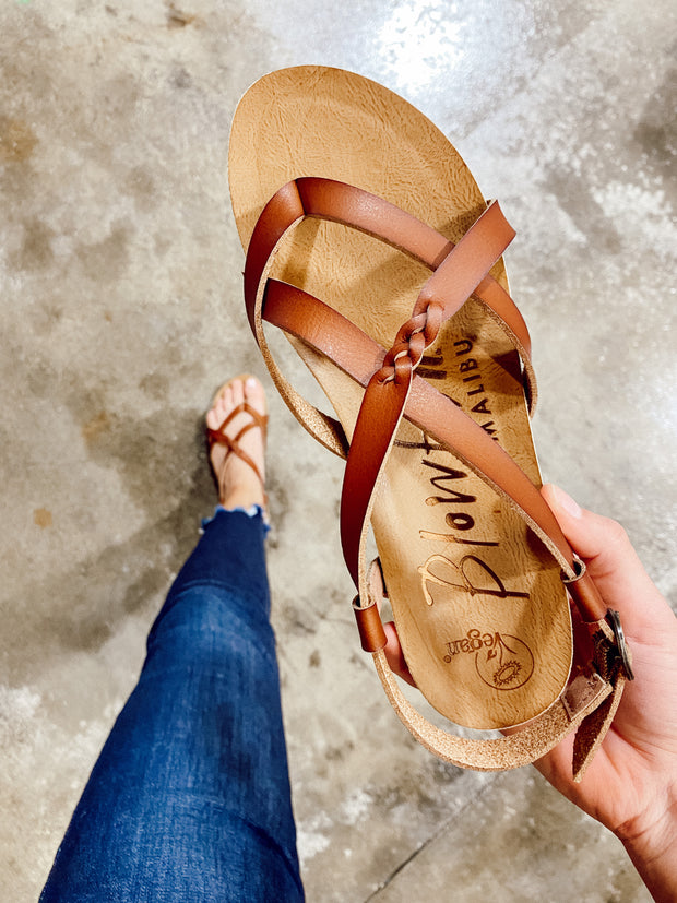 Blowfish Granola Sandals (Scotch)