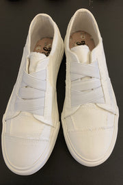 Gypsy Jazz Mallory Sneakers (White) FINAL SALE