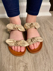 TODDLER Blowfish Dynk Sandals (Rose Gold)