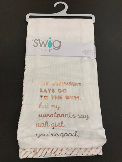 Swig Life Bar Towel