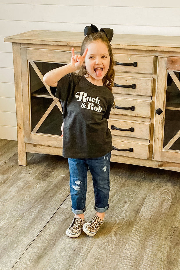 Buddy Love KIDS Rock & Roll Tee FINAL SALE