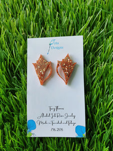 Conch Shell Stud (Various)