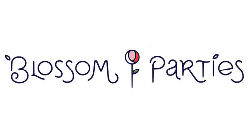 Blossom Parties E-Commerce site logo