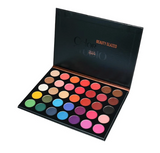 BEAUTY GLAZED COLOR STUDIO 35 COLORS EYESHADOW PALETTE