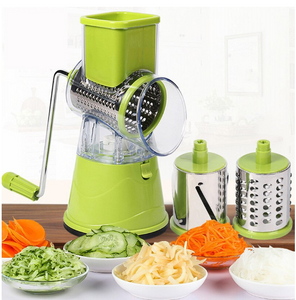 4 IN 1 DRUM GRATER