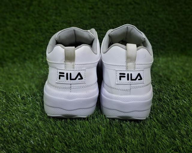 ILLA WHITE SNEAKERS FOR MEN AND WOMAN SHOES