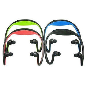 Drumstone BS19C Bluetooth Wireless Headgear with Rich Audio, Handsfree Calling and SD Card
