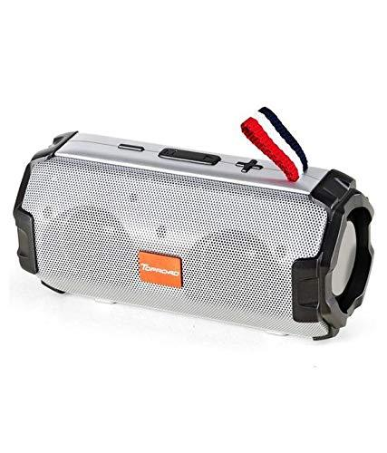 Drumstone CV-118 Music Bluetooth V4.1 Speaker with Ergonomic Design|Volume Control Button|Outdoor Card Subwoofer Small Sound Speakers