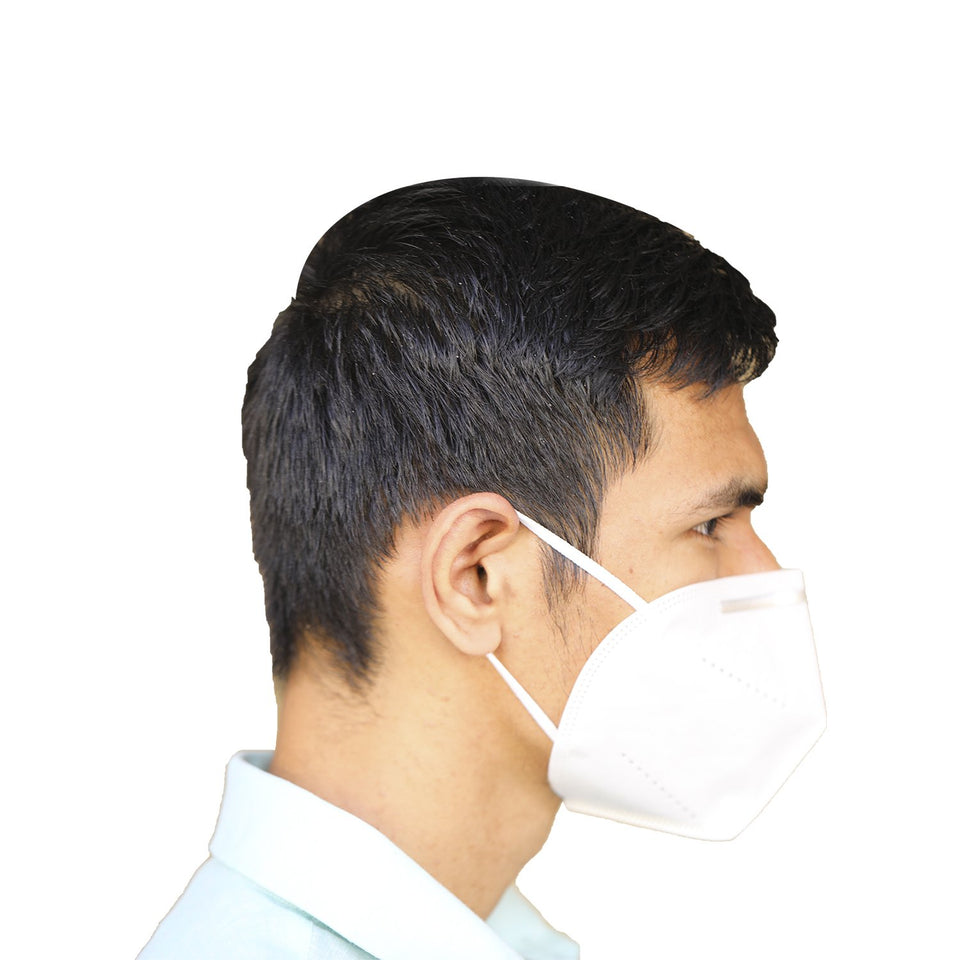 KN95 Anti Pollution Mask Face Mask With 5 Layer Protection