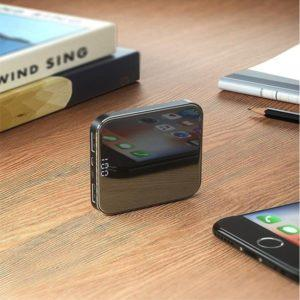 SJ Black 20000MAH Mini Power Bank