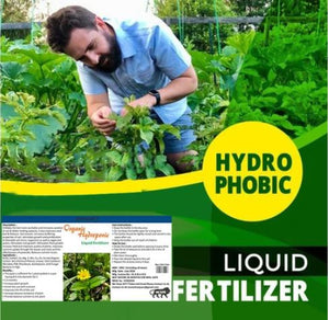 Cosmoline Organic Hydroponic Liquid Fertilizer ***Buy 1 Get 1 Free***