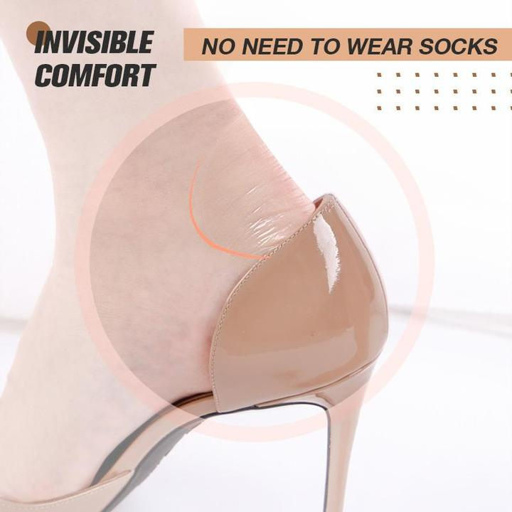 Self-adhesive Invisible Heel Anti-wear Sticker (12Pcs)