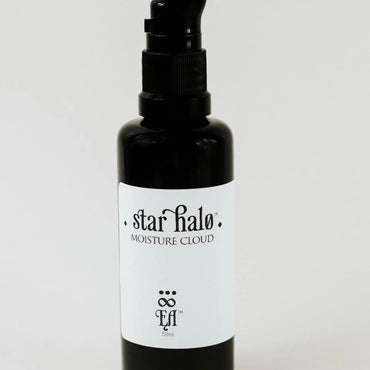 star halo moisture cloud | oil free moisturizer serum with hyaluronic acid