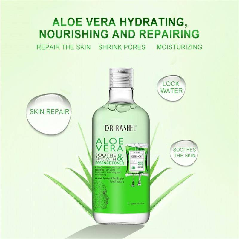 ALOE VERA SOOTHE & SMOOTH SERIES