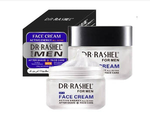 Active energy face cream for men