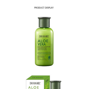 Aloe Vera Soothing and Moisturizing Cleansing Milk