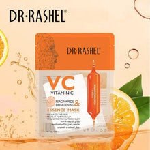 Load image into Gallery viewer, DR.RASHEL NIACINAMIDE AND BRIGHTENING VITAMIN C MASK