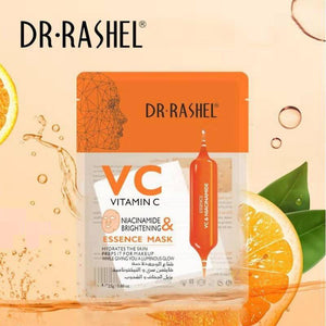 DR.RASHEL NIACINAMIDE AND BRIGHTENING VITAMIN C MASK