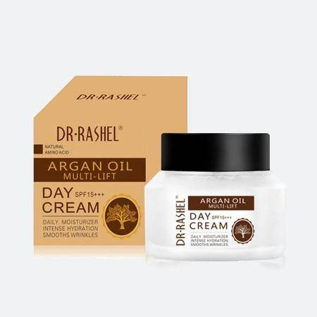 Argan Oil Moisturising day cream