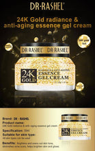 Load image into Gallery viewer, 24K GOLD ESSENCE GEL CREAM