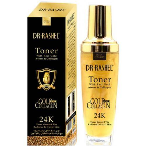 DR. RASHEL – 24K Gold Collagen Toner