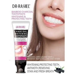 Dr.Rashel Charcoal Whitening Toothpaste