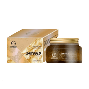 Dr Rashel Estelin 24K Gold Body and Face Scrub