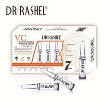 Load image into Gallery viewer, Dr Rashel VC & Nicotinamide 7 Ampoule