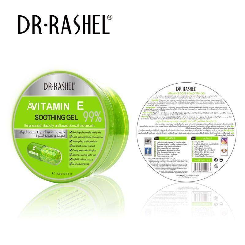 Dr.Rashel Vitamin E Soothing & Moisturizing Gel