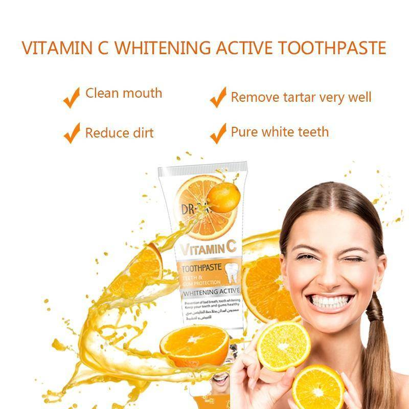 Vitamin C Toothpaste Teeth & Gum Protection