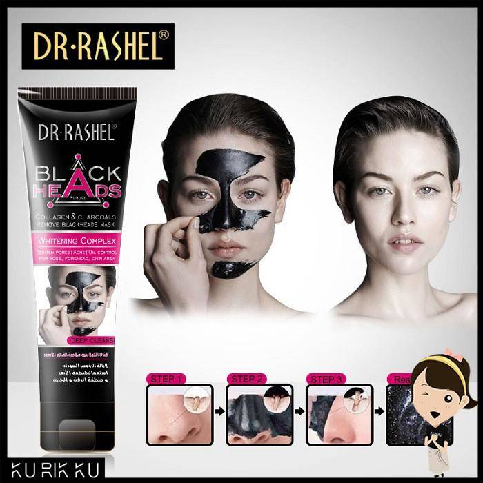 DR.RASHEL BLACK HEADS REMOVE & Whitening MASK