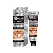 Load image into Gallery viewer, DR RASHEL Diamond Whitening Toothpaste