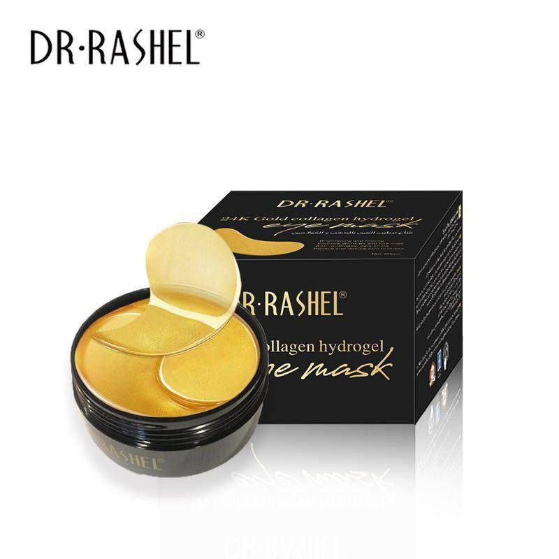 Dr.Rashel 24k Gold Collagen Hydrogel Eye Mask