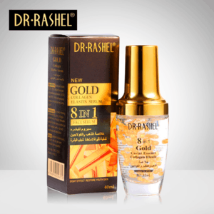 Dr-Rashel Gold 8 in 1  Collagen Elastic Serum ( face serum)
