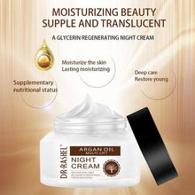 Load image into Gallery viewer, Argan Oil Rejuvenating night cream