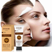 Load image into Gallery viewer, Argan Oil Anti Wrinkle Peel Off Mask