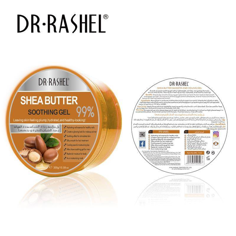 Dr Rashel Shea Butter Soothing Gel