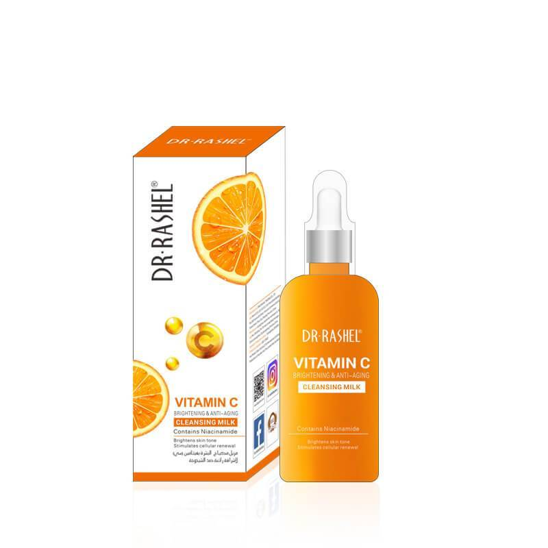 Dr Rashel Vitamin C Brightening and Anti-Aging Cleansing Milk