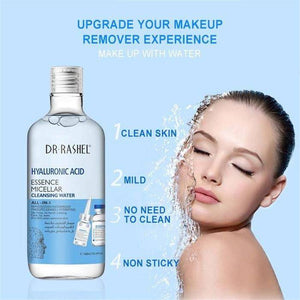 Hyaluronic Acid Essence Micellar Cleansing Water