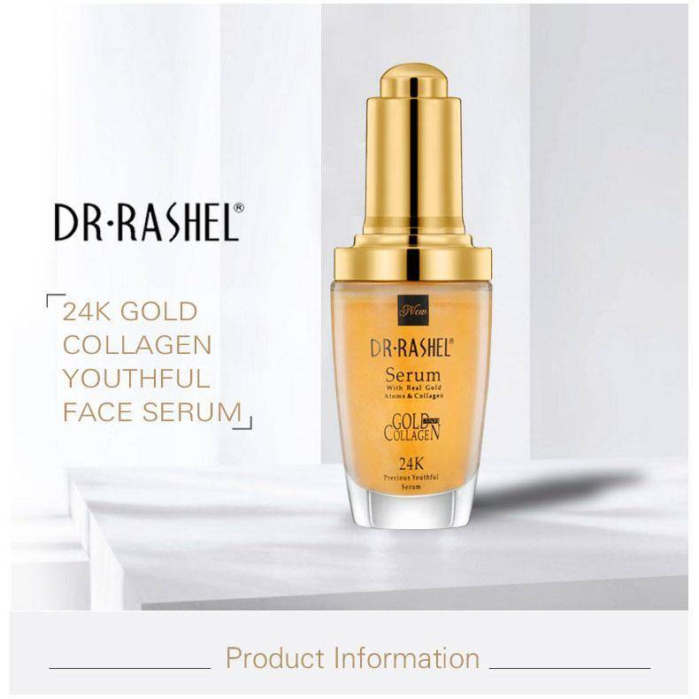 Dr Rashel 24K Gold Collagen Serum