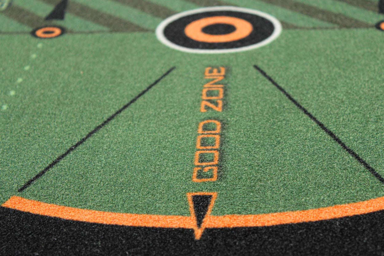 wellputt close up good zone