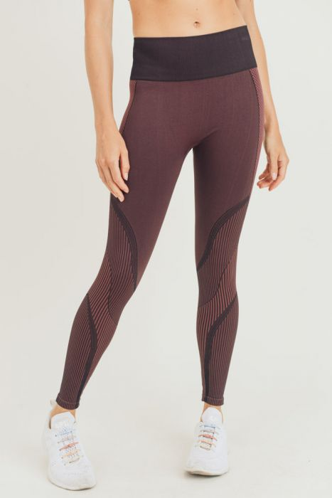 Mermaid Seamless Highwaist Leggings