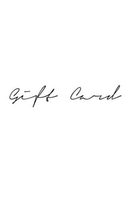 DIGITAL BYGEORGIA GIFT CARD