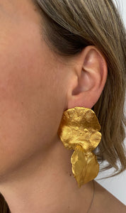 La Forma earrings (smooth finish)
