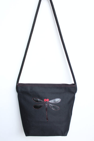 Small tote shoulder strap