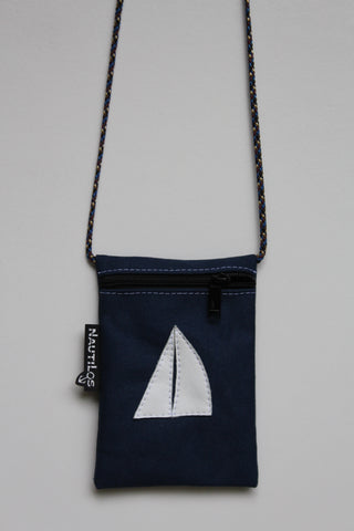 Navy sailboat