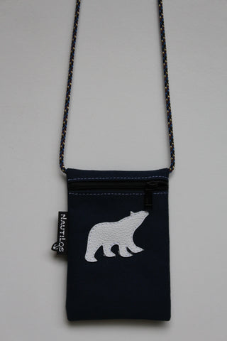 Navy polar bear