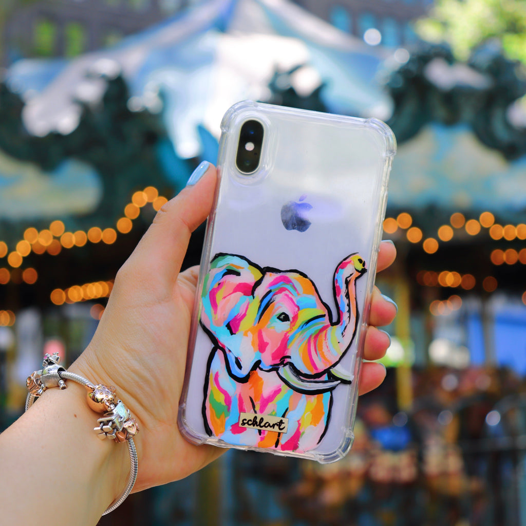 Happy Elephant Case