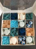 Blue Themed Sweet Box